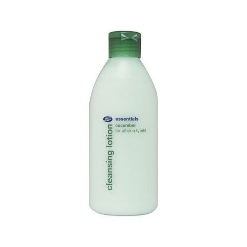 Boots Essentials Cucumber Cleansing Lotion-0