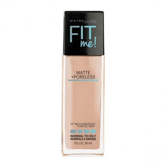 Maybelline Fit Me Matte + Poreless Foundation- Buff Beige 130-0