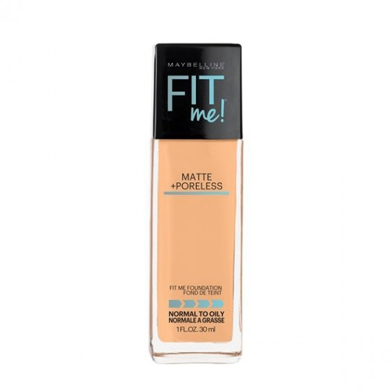 Maybelline Fit Me Matte + Poreless Foundation- Natural Buff 230-0