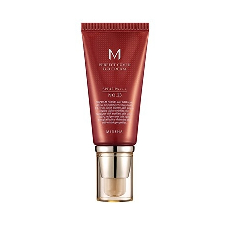 MISSHA Perfect Cover BB Cream SPF 42 PA+++ Natural Beige 23-0