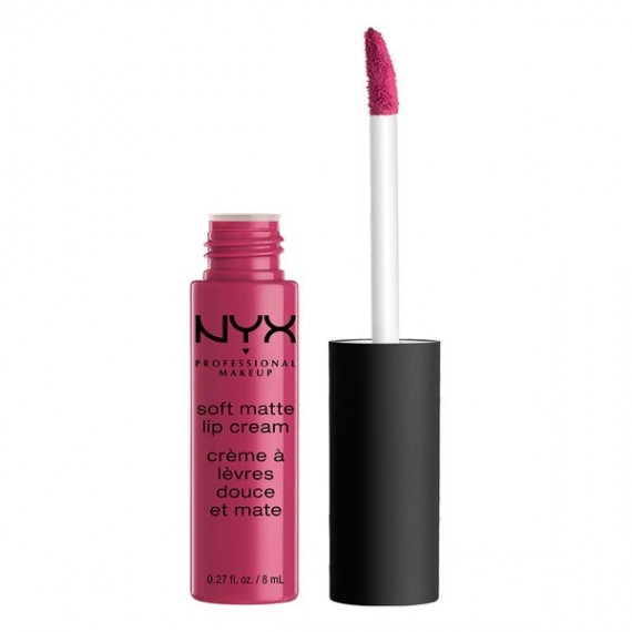 NYX Soft Matte Lip Cream - Prague-0