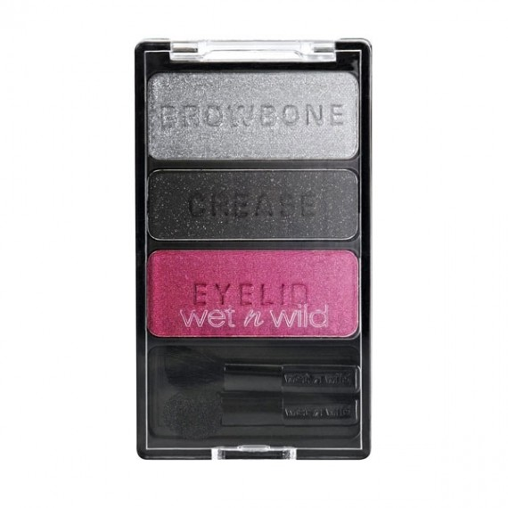 wet n wild Color Icon Collection Eyeshadow Trio Spoiled Brat 336-0