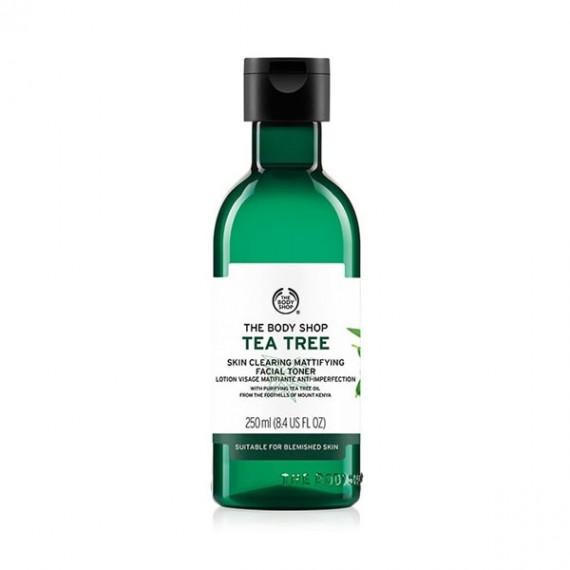 The Body Shop Tea Tree Skin Clearing Mattifying Toner-0
