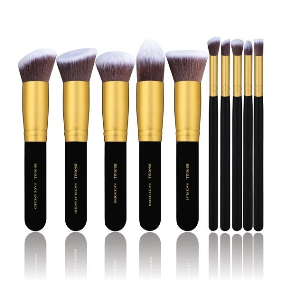 BS-MALL Premium Synthetic Kabuki Makeup Brush Set-3631