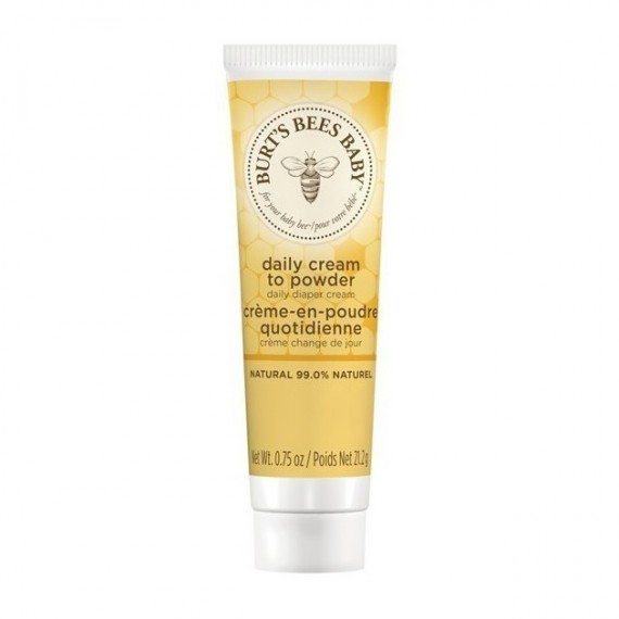 Burt's Bee Baby Daily Cream to Powder-0