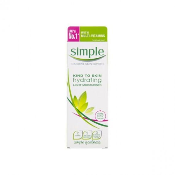 Simple Kind to Skin Hydrating Light Moisturiser -0