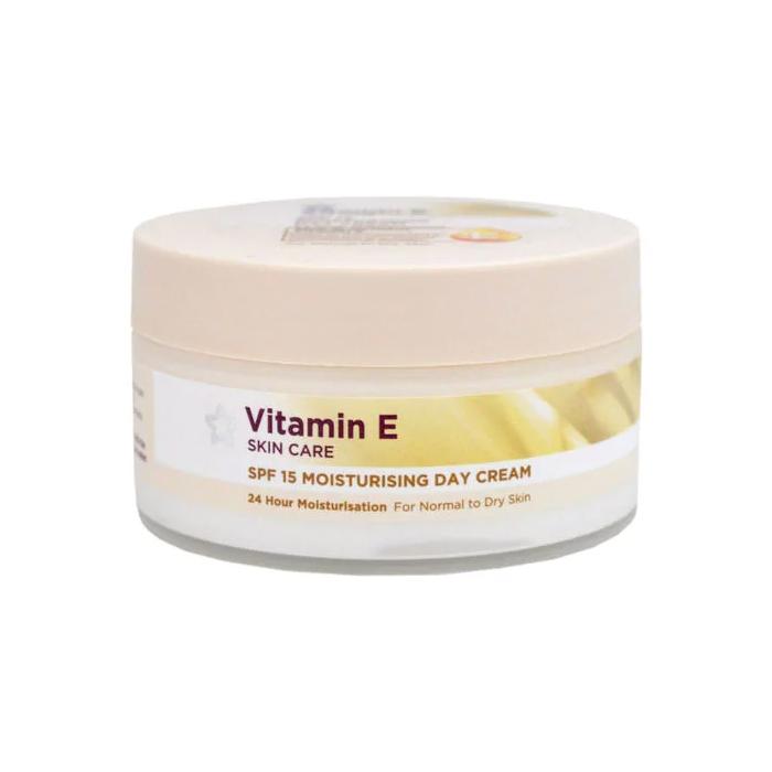 Superdrug Vitamin E SPF15 Moisturising Day Cream-0