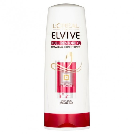 L'Oreal Elvive Full Restore 5 Damaged Hair Conditioner-0