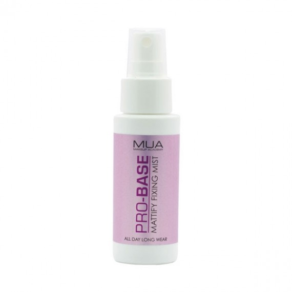 MUA Pro-Base Mattify Fixing Mist-0