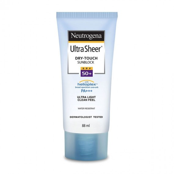 Neutrogena Ultra Sheer Dry-Touch Sunblock SPF50+-0