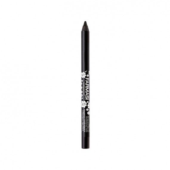 Farmasi Drama Black Waterproof Eye Pencil -0