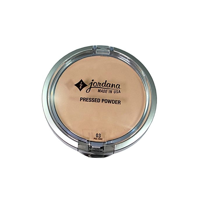 Jordana Pressed Powder - 03 Soft Beige-0