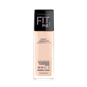 Maybelline Fit Me Dewy+Smooth Foundation-0