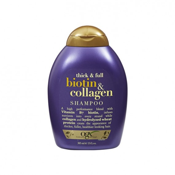 OGX Biotin & Collagen Shampoo-0