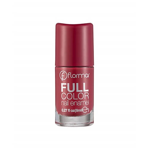 Flormar Full Color Nail Enamel - FC65 Lady Slippers-0