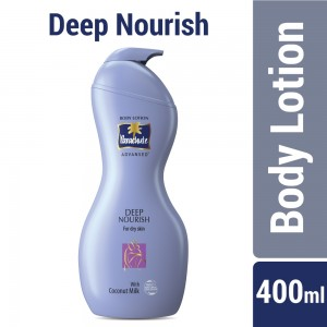 Parachute Advansed Body Lotion Deep Nourish Pump Pack -0