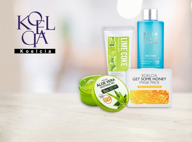 Beautify your skin with Koelcia